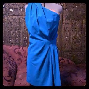 D Squared Little Blue Dress Rare designer